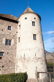 Castle Mareccio, Bolzano, Italy Stock Photo