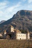 Castle Mareccio, Bolzano, Italy Stock Image
