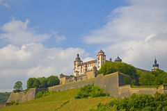 Castle Marienberg Royalty Free Stock Photography