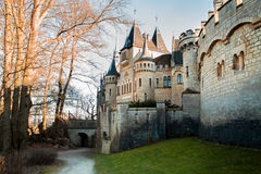Castle Marienburg, Germany Stock Images