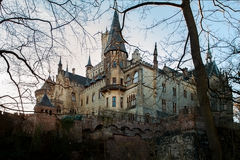 Castle Marienburg, Germany Royalty Free Stock Photo