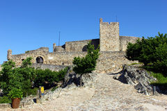 Castle, Marvao, Portugal Royalty Free Stock Photo