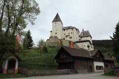 The Castle of Mauterndorf Stock Image