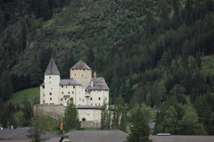 The Castle of Mauterndorf Stock Photos