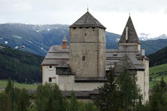 The Castle of Mauterndorf Royalty Free Stock Photography