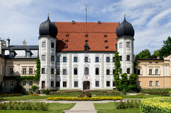 Castle of Maxlrain, Germany Royalty Free Stock Images