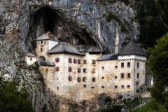 Castle. Medieval castle Slovenia Royalty Free Stock Photo