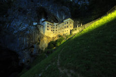 Castle. Medieval castle Slovenia Royalty Free Stock Image