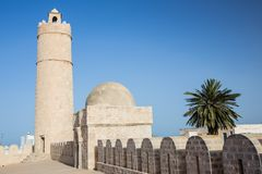 Castle of medina in Sousse, Tunisia Royalty Free Stock Photography