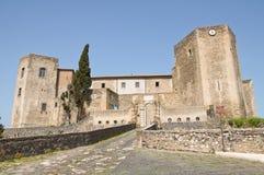 Castle of Melfi. Basilicata. Italy. Stock Photography