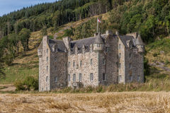 Castle Menzies Royalty Free Stock Photos
