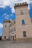 Castle of Mesola. Emilia-Romagna. Italy. Stock Image
