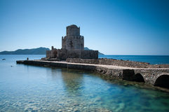 Castle of Methoni Stock Image