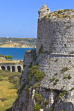 Castle of Methoni at Greece Royalty Free Stock Image