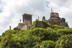 Castle Metternich near Beilstein Royalty Free Stock Photography