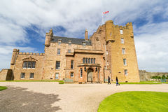 Castle of Mey Royalty Free Stock Photography