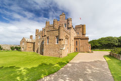 Castle of Mey Royalty Free Stock Image
