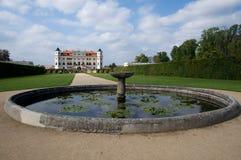 Castle Milotice, Czech republic Stock Image