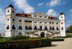 Castle Milotice, Czech republic Royalty Free Stock Image