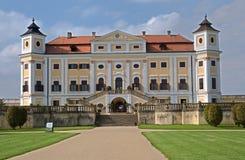 Castle Milotice, Czech republic Royalty Free Stock Photo