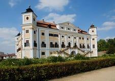 Castle Milotice, Czech republic Royalty Free Stock Photography