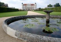 Castle Milotice, Czech republic Royalty Free Stock Images