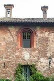 Castle of Mirazzano (Milan) Royalty Free Stock Photography