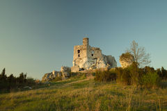 Castle Mirow Stock Photos