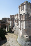 Castle Moat Stock Image
