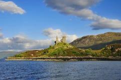 Castle Moil, Kyleakin Stock Photo