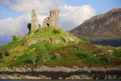 Castle Moil, Kyleakin Stock Photography