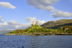 Castle Moil, Kyleakin Royalty Free Stock Photography