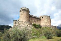 Castle of mombeltran Royalty Free Stock Photo