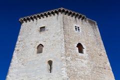 Castle of Moncade Royalty Free Stock Photo