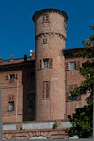 The castle of Moncalieri Royalty Free Stock Image