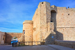 Castle of Monopoli. Puglia. Italy. Royalty Free Stock Image