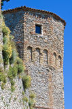 Castle of Montebello. Emilia-Romagna. Italy. Royalty Free Stock Photo