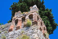 Castle of Montebello. Emilia-Romagna. Italy. Stock Photography
