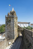 Castle Montemor ο Novo, Αλεντέιο, Πορτογαλία Στοκ Φωτογραφία