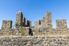 Castle of Montemor o Novo, Alentejo, Portugal. Stock Images