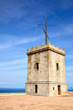 Castle of Montjuic Royalty Free Stock Photography