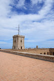 Castle of Montjuic, Barcelona Royalty Free Stock Photo