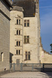 Castle of Montsoreau Stock Image