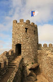 Castle of the Moors Stock Photo