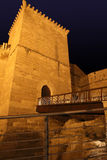Castle in Mora de Rubielos,Teruel,Spain Stock Photography