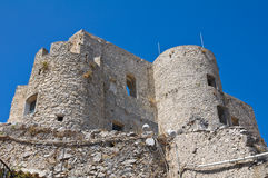 Castle of Morano Calabro. Calabria. Italy. Stock Photo