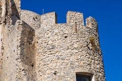Castle of Morano Calabro. Calabria. Italy. Stock Photography
