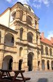 Castle in Moravska Trebova, Czech Republic Royalty Free Stock Images