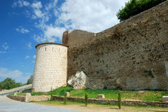 Castle of Morella Royalty Free Stock Photography