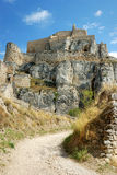 Castle of Morella Royalty Free Stock Images